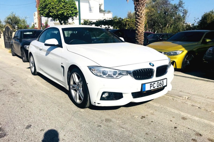 BMW 4.30i Convertable