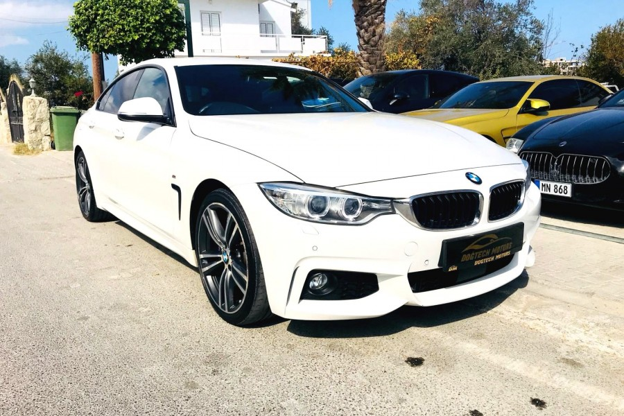 BMW 4.20D GRAND COUPE